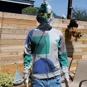 Volcom vacation full zip hoodie size medium
